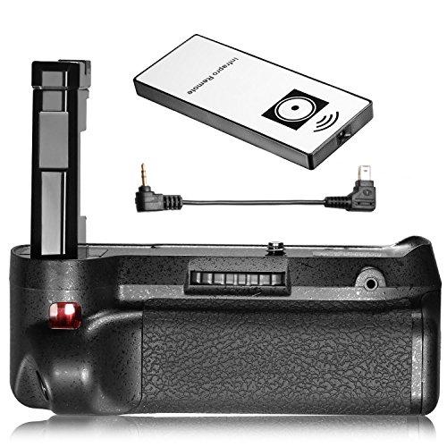 Neewer®Remoto Infrarrojos de Control Vertical de la Batería para EN-EL14 EN-EL14A Batería Para Nikon D3100 D3200 D3300...