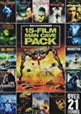 15 Film Man Cave Sci-Fi Horror Pack 1