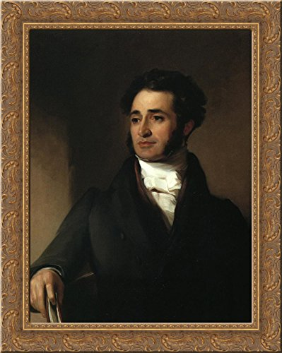 jared-sparks-24x20-gold-ornate-wood-framed-canvas-art-by-thomas-sully