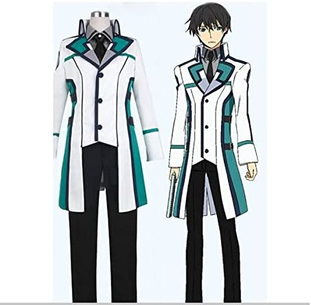 The Irregular at Magic High School Tatsuya Shiba Cotton Cosplay Costume any size