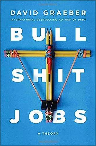 Bullshit Jobs: A Theory - Livros na Amazon Brasil- 9781501143311