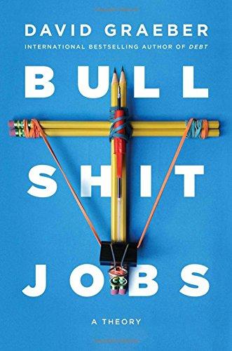 Bullshit Jobs  A Theory - Livros na Amazon Brasil- 9781501143311 9dc0b4fffa2