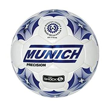 Munich Precision Baló n, Unisex, Blanco, Talla Ú nica Talla Única