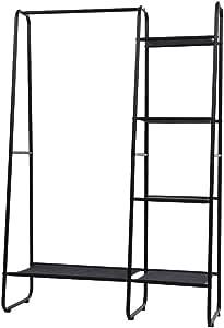 Artiss Portable Clothes Rack Garment Hanging Stand Closet Storage Organiser Shelf Home