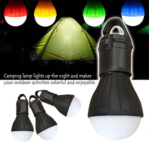 Hook hanging lamp tent LED night light Outdoor emergency lam