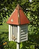 Heartwood Flutterbye Butterfly House in Smoke Grey
