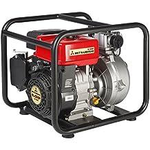 "Brilliant MBP20H, 2"" High-Pressure Gasoline Water Pump 6HP/181cc Powered by Mitsubishi GT600 Engine"