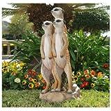 Design Toscano Statue Meerkat Gang