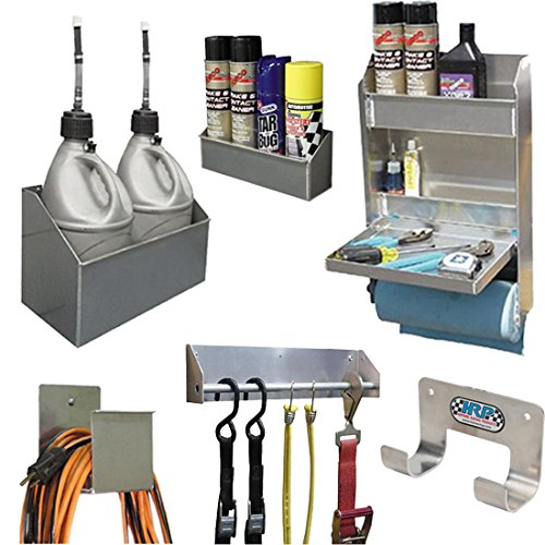Jr. Trailer / Garage Organizer Kit by Speedway Motors