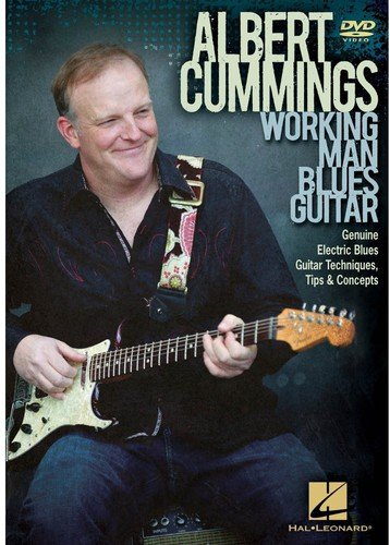 Working Dvd - Albert Cummings - Working Man Blues Guitar Dvd