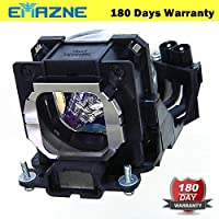Emazne ET-LAE900/PL-142 Projector Replacement Compatible Lamp With Housing For Panasonic PT-AE700 Panasonic PT-AE700E Panasonic PT-AE700U Panasonic PT-AE800 Panasonic PT-AE800E PT-AE800U PT-AE900E