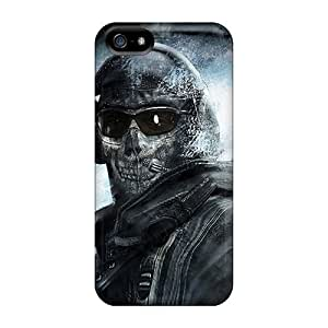 High-quality Durability For Iphone 5C Phone Case Cover (ghost)