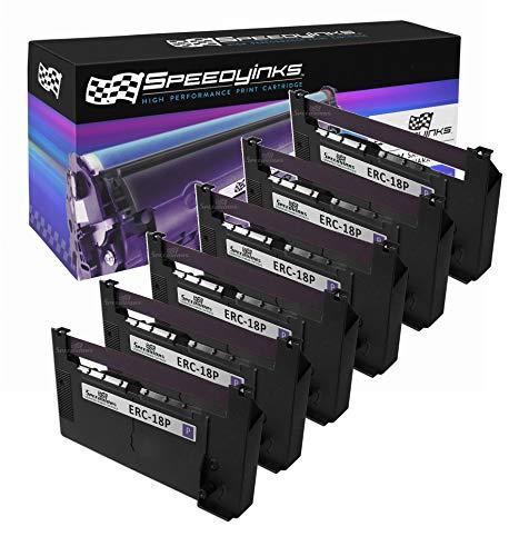 - Speedy Inks - 6PK Compatible Purple POS Ribbon Cartridges for ERC-18P| for use in Epson M2630 M2631 M2632 M2635 M2636 M2640 M2641 M2642 M2645 M2646 M2647 M2660 M2661 M2662 M2665 M2666 M2667 Casio