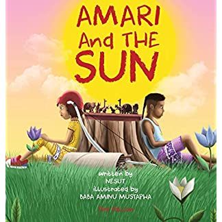 Amari and the Sun: The Falcon
