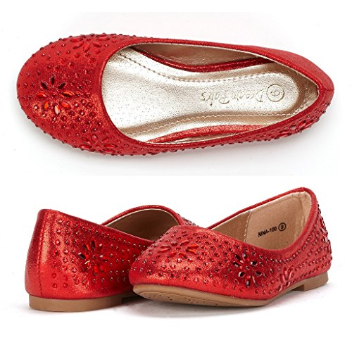 girls glitter shoes - 8
