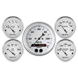 Auto Meter (1650) 5-Piece Gauge Kit