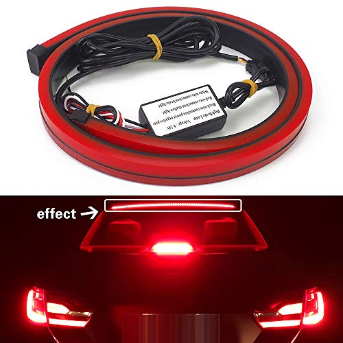 Led Third Brake Light Henlight 5 Function Universal Led Brake Import It All