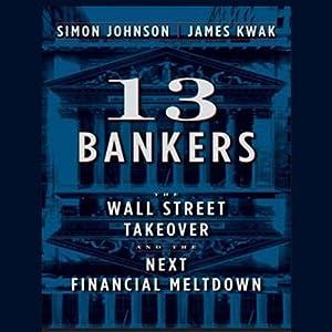 13 Bankers Audiobook