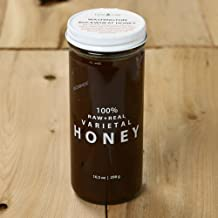 Washington Buckwheat Raw Honey (10.5 ounce)