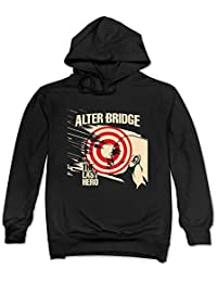 Men's Alter Bridge The Last Hero Hoodies