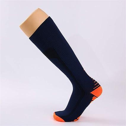 Calcetines De Compresión, Calcetines Para Correr Calcetines De Enfermería Atletismo Para Mujeres El Mejor Ajuste