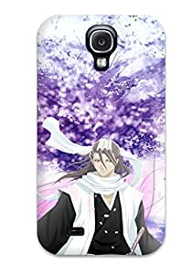Snap-on Case Designed For Galaxy S4- Bleach