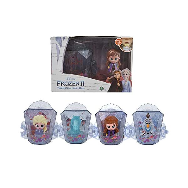 Frozen 2 Whisper /& Glow Triple Pack Anna Elsa /& Olaf