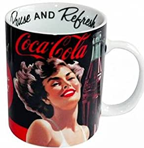 TAZA COCACOLA PIN UP