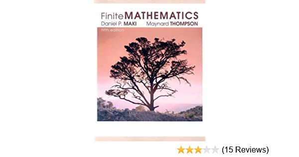 9781439049259: finite mathematics and applied calculus, 5th.