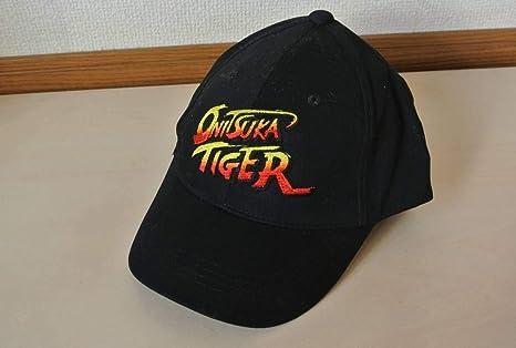 71b17523056 オニツカタイガー ONITSUKA TIGER キャップ ストリートファイター
