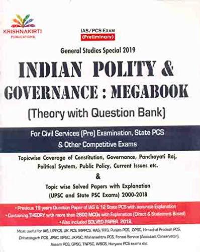 Buy General Studies Special 2019 Indian Polity & Governance