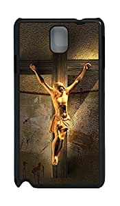Samsung Note 3 Case Funeral Prayer And Memorial Cards PC Custom Samsung Note 3 Case Cover Black