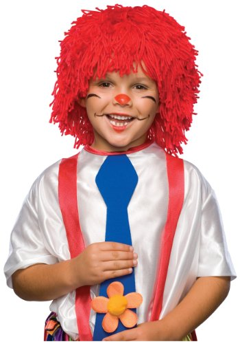 Rubies Rag Doll Boy Yarn Hair Wig for $<!--$12.99-->
