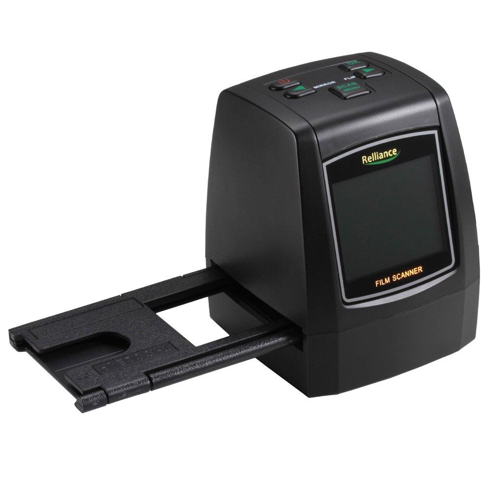 QUMOX Scanner da 14MP 22MP per pellicole 126 Scanner LCD 135KPK per scatti fotografici con acquisizioni fotografiche da 2, 4 LCD 4 LCD B868U