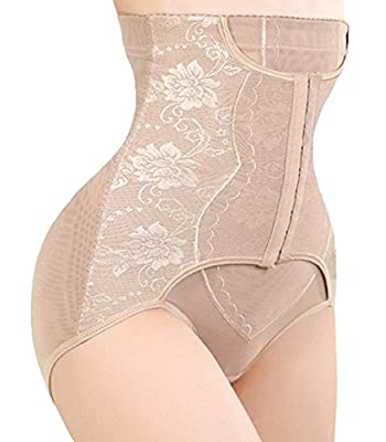 ShaperQueen 1020 - Womens Best Waist Cincher Body Shaper Trainer Girdle Faja Tummy Control Underwear Shapewear (Plus Size)