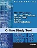 img - for LabConnection for Palmer's MCITP Guide to Microsoft Windows Server 2008, Server Administration, Exam #70-646, 1st Edition book / textbook / text book