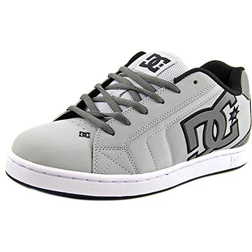 DC Mens Net Lace-Up Shoe, Blu, 42 D(M) EU/8 D(M) UK