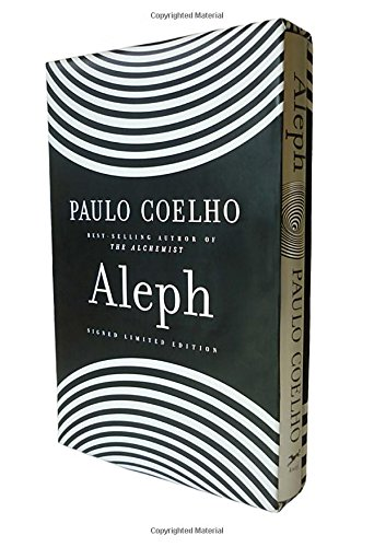 Aleph: Deluxe, slipcased hardcover, signed by the author by Knopf