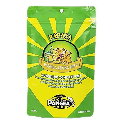 - Pangea Banana/Papaya Fruit Mix Complete Crested Gecko Food, 2 Oz.