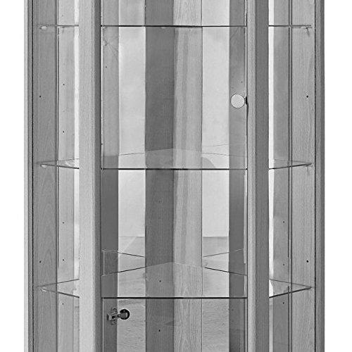 glazer Glass Shelf ONLY Home Corner Display Cabinet