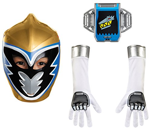 Disguise Costumes Gold Ranger Dino Child Access (Power Rangers Gold Ranger Costume)