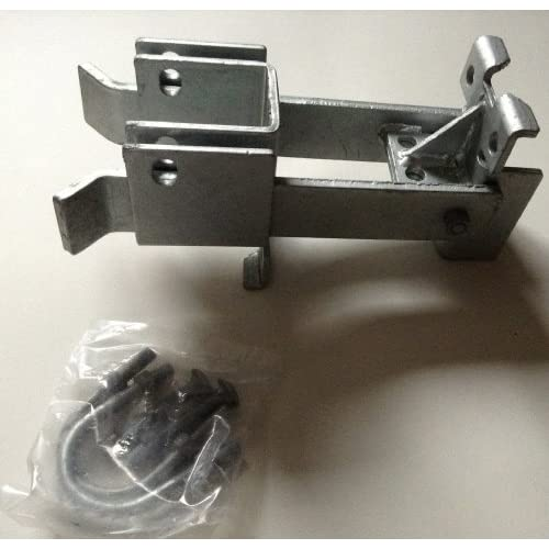 Chain Link Fence Commercial Strong Arm Double Gate Latch