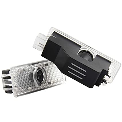 HOPQ 2 Piezas de proyección de luz LED para Puerta de Coche para ...