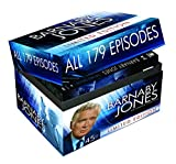 DVD : Barnaby Jones (The Complete Collection) Limited Edition 179 episodes