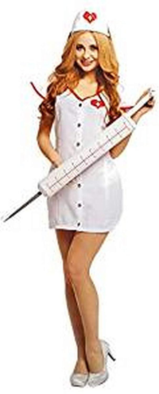 pequeños monelli Traje Enfermera Sexy para Mujer Vestido ...