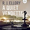 A Quiet Vendetta Audiobook by R. J. Ellory Narrated by Donald Corren