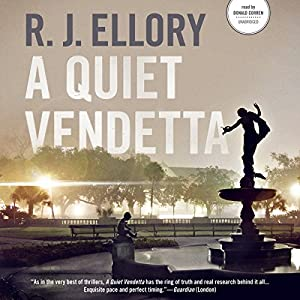 A Quiet Vendetta Audiobook