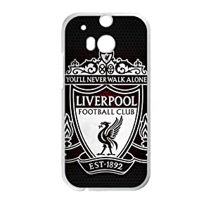 Liverpool F.C. Cell Phone Case for HTC One M8