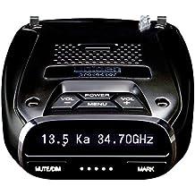 """[Patrocinado] Uniden DC1, 1080p Full HD Dash Cam, 1.5"""" LCD, G-Sensor con grabación de detección de colisiones, Loop, 140grados lente gran angular, 8GB Micro SD Card incluidos"""