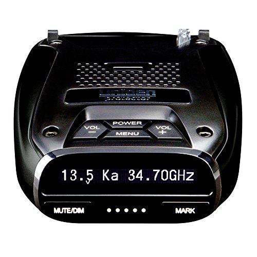 Uniden DFR7 Super Long Range Radar/Laser Detection with GPS (Best Police Radar Detector 2019)